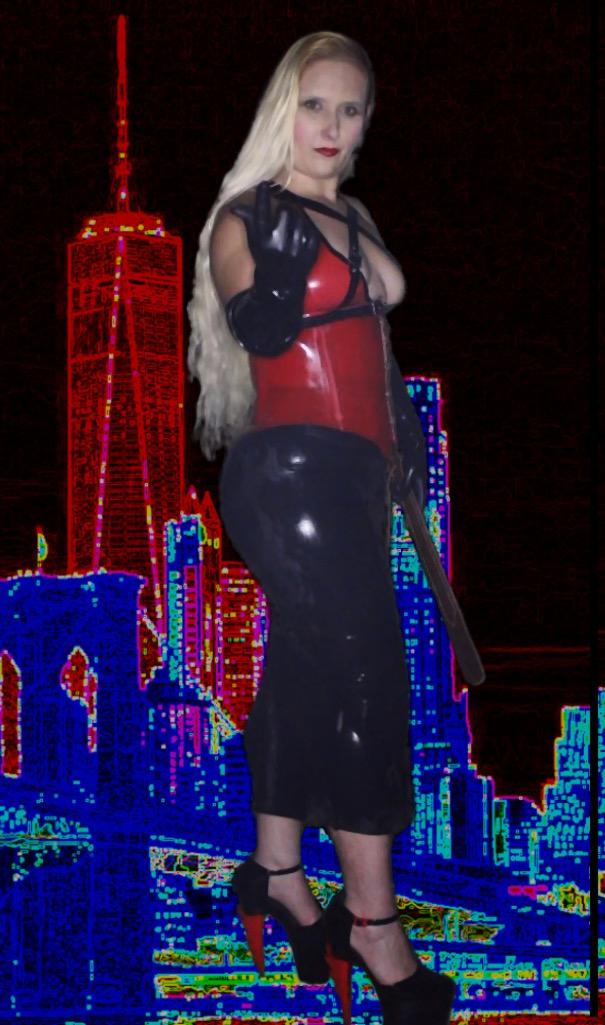 Mistress Evilena Xmas