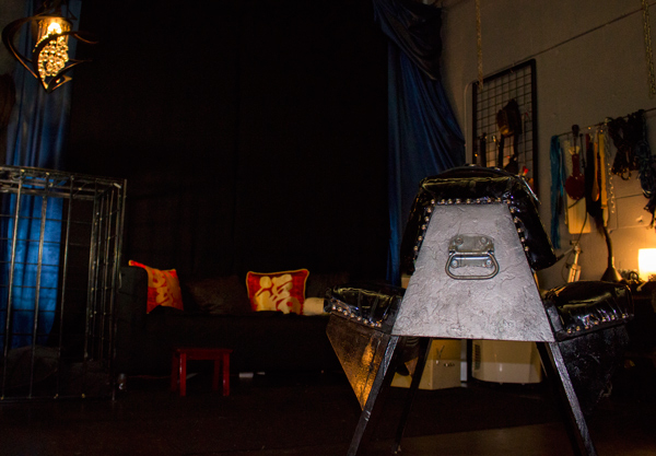 The Steel Room